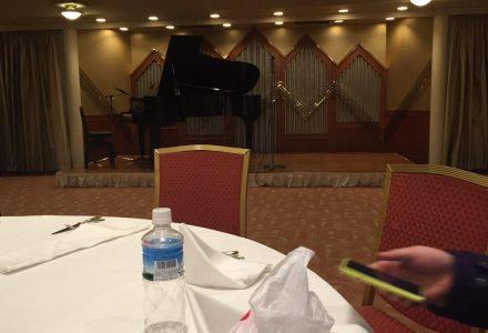 【乃木坂46】船上にピアノがある模様。これはもしかして生田の生演奏か?!